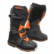 Shot K10 2.0 Youth MX Boots Black/Orange